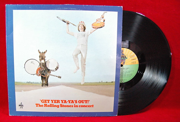 Rolling Stones, Get Yer Ya-Yas Out! 1970