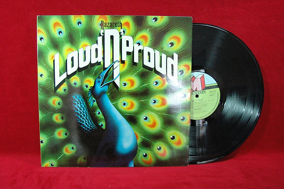 NAZARETH,Loud'N'Proud Lp