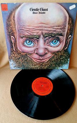 Gentle Giant ''Gentle Giant''1.Baskı 1972 England