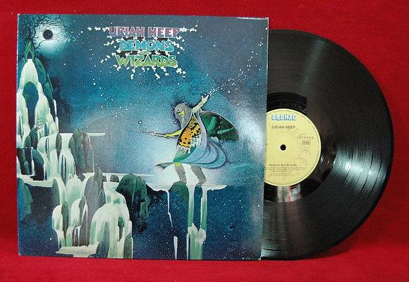 Uriah Heep,Demons And Wizards Lp