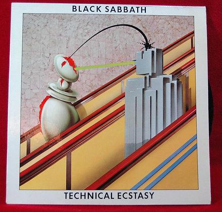 Black Sabbath,Technıcal Ecstasy Lp1976 England