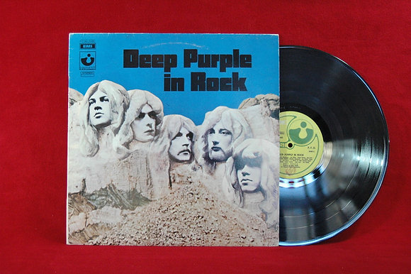 Deep Purple, ''In Rock''Lp