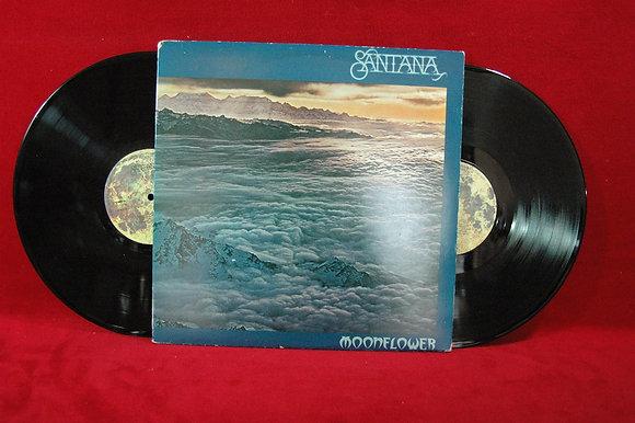 Carlos Santana, Moonflower Lp