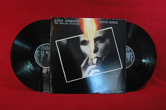 David Bowie*Ziggy Stardust *The Motion Picture*