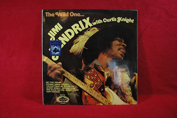 Jimi Hendrix & Curtis Knight,The Wild One1972Engla