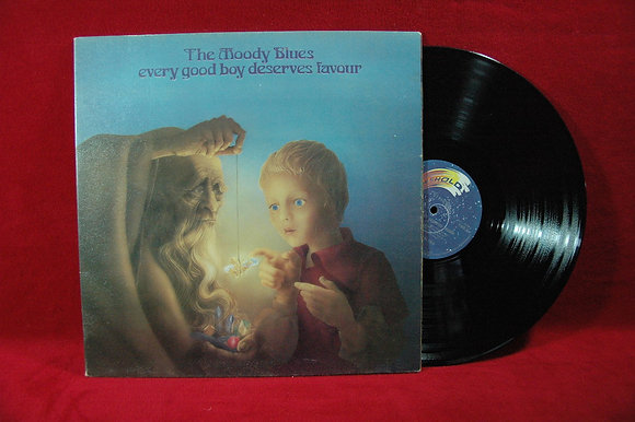 The Moody Blues,Every Good Boy Deserves Favour L