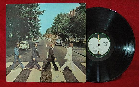 THE BEATLES,Abbey Road1969 Italy