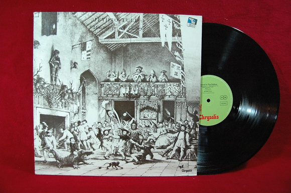 Jethro Tull ,Minstrel In The Gallery Lp 1975 Canad