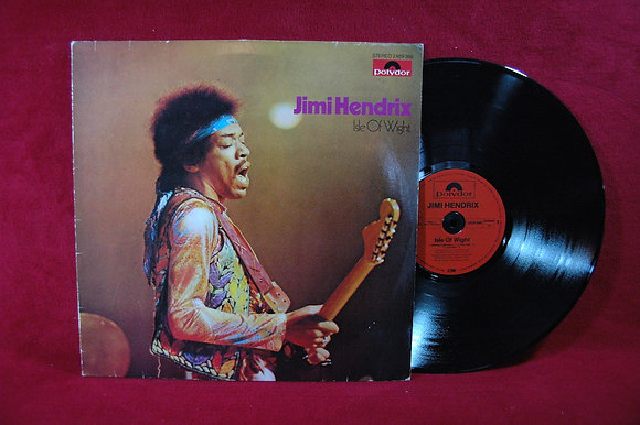 JIMI HENDRIX *Isle Of Wight*Lp 1971Germany