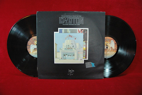 LED ZEPPELIN *The Soundtrack From The Film1976