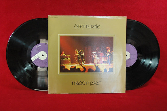 DEEP PURPLE * MADE IN JAPAN * 2LP 1972 Germany