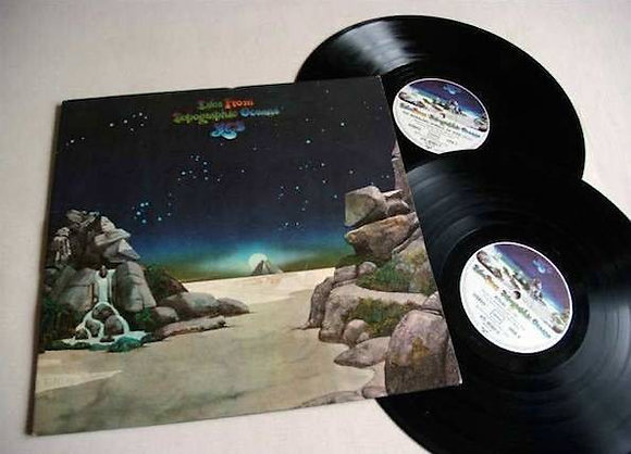 YES,Tales From Topographic Oceans