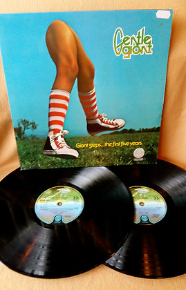 Gentle Giant'' The Last Steps''