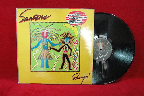 Santana ,Shangó LP