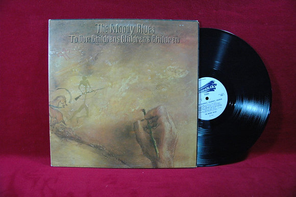 THE MOODY BLUES - To Our Children' Children's