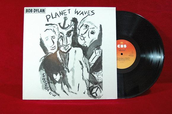 Bob Dylan, Planet Waves Lp1974 Germany