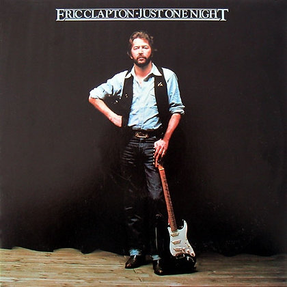 Eric Clapton*Just One Night*Lp1980 Germany