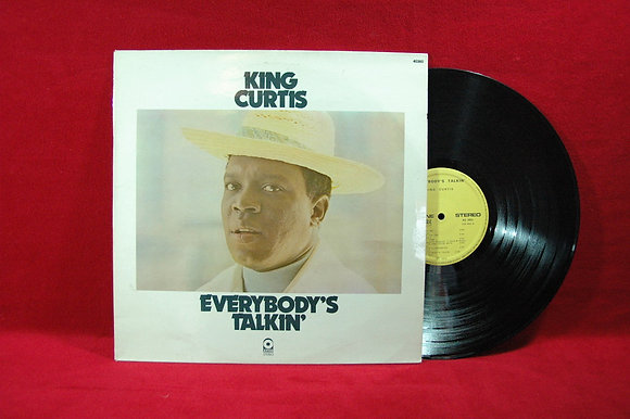 King Curtis,Everbody's Talkin1972 France
