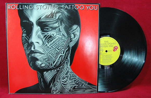 Rolling Stones*Tattoo You*Lp1981 Germany