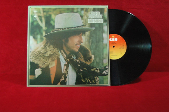 Bob Dylan,Desire Lp1975 Holland