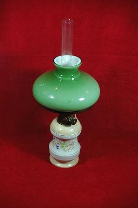 Vintage,Yeşil Gaz Lambası