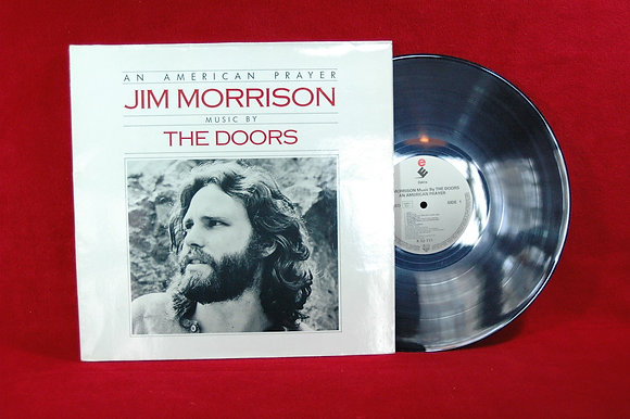 Jim Morrison Music By Doors