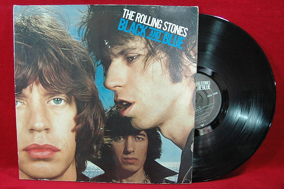 Rolling Stones, The-*Black And Blue*Lp1976Germany