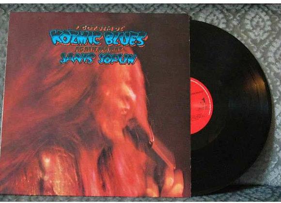 JANIS JOPLIN, GOT DEM OL' KOZMIC BLUES LP 1969