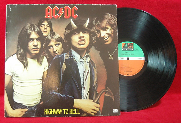 AC/DC, Highway To Hell Lp1979 Germany