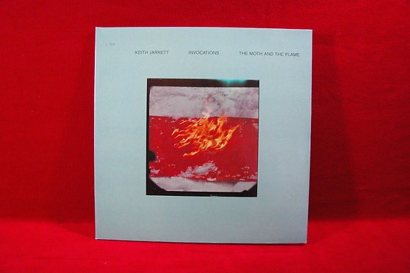 Keith Jarrett,Invocations/The Moth And The Flam Lp