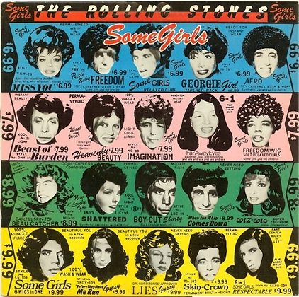 ROLLING STONES*Some Girls*Lp1978 İtaly