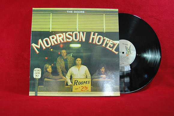 The Doors,Morrison Hotel LP(1978,Germany)