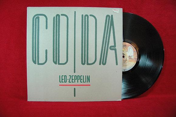 Led Zeppelin ,Coda Lp