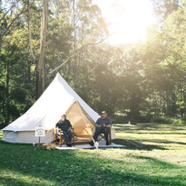 Gorgeous glamping weekend at Cattai