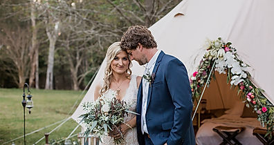 Wedding Glamping Tents Sydney