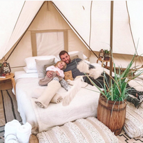Family Time glamping