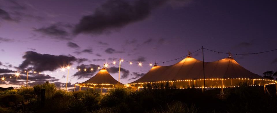 vendors for glamping events
