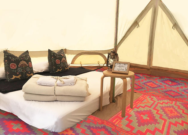 The Wanderer Bell Tent Hire