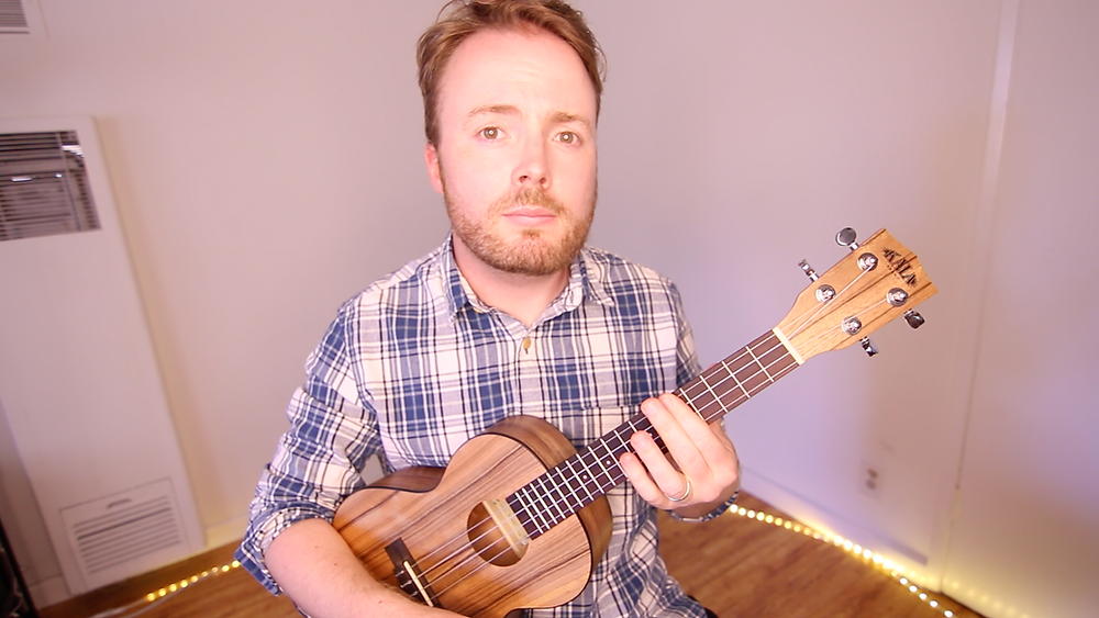 I miss this Pacific Walnut Tenor ukulele!