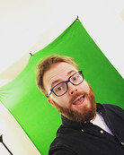 How To Make A Green Screen Video for YouTube!