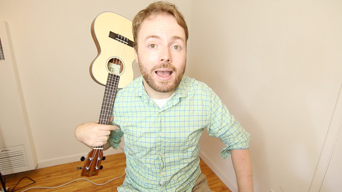 August 2017 Ukulele Of The Month!