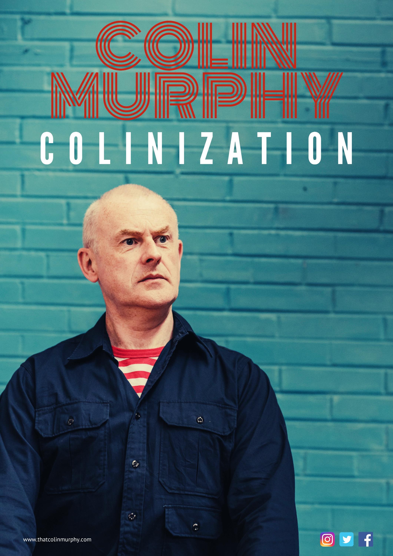 2020 Tour poster