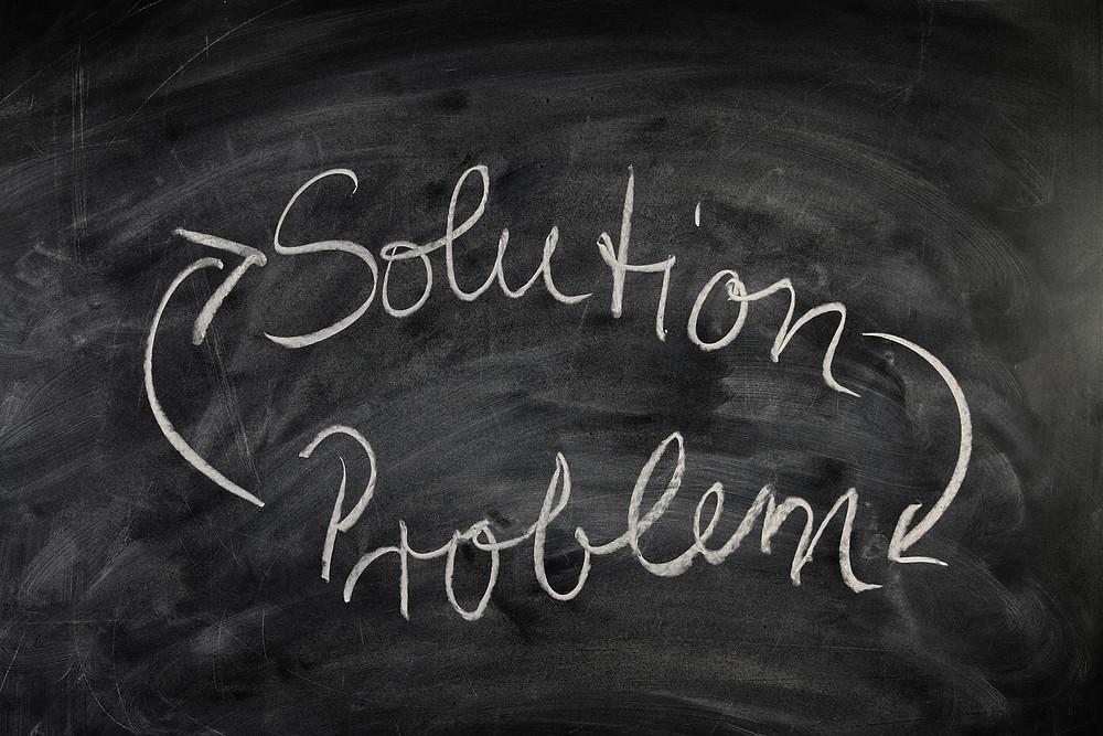 solución problemas