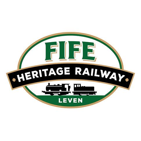 Fife Heritage Railway Logo