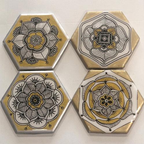 Hexa - Coasters