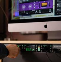 Sistema de gravação Protools HD