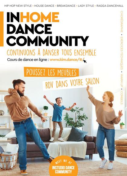 INHOME DANCE COMMUNITY