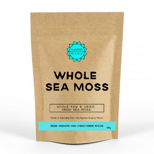 Whole Raw Sea Moss
