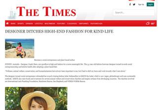The Times USA - Candy Marx, Plantfed Mam