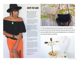 Ethical Fashion Journal, USA - Candy Mar